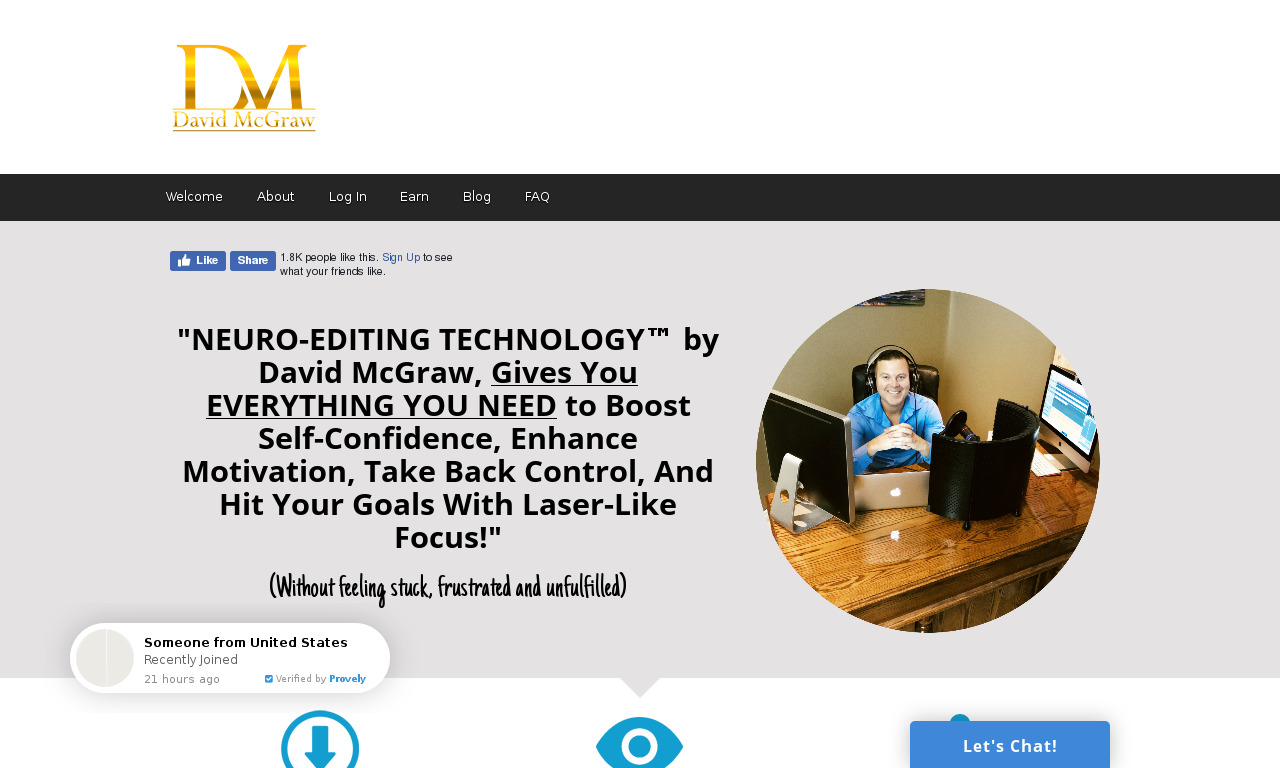 David McGraw Membership Site