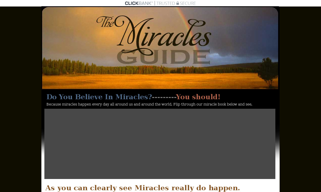 Miracles Guide Download